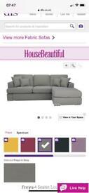 DFS 4 seater corner sofa good condition -URGENT
