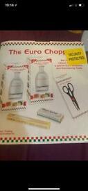 Euro chopper kitchen set- brand new