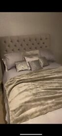 DFS Double Empress Bed