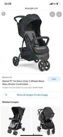 Zobo 3 wheel buggy