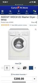 INDESIT WASHER DRYER - NEED GONE ASAP £75