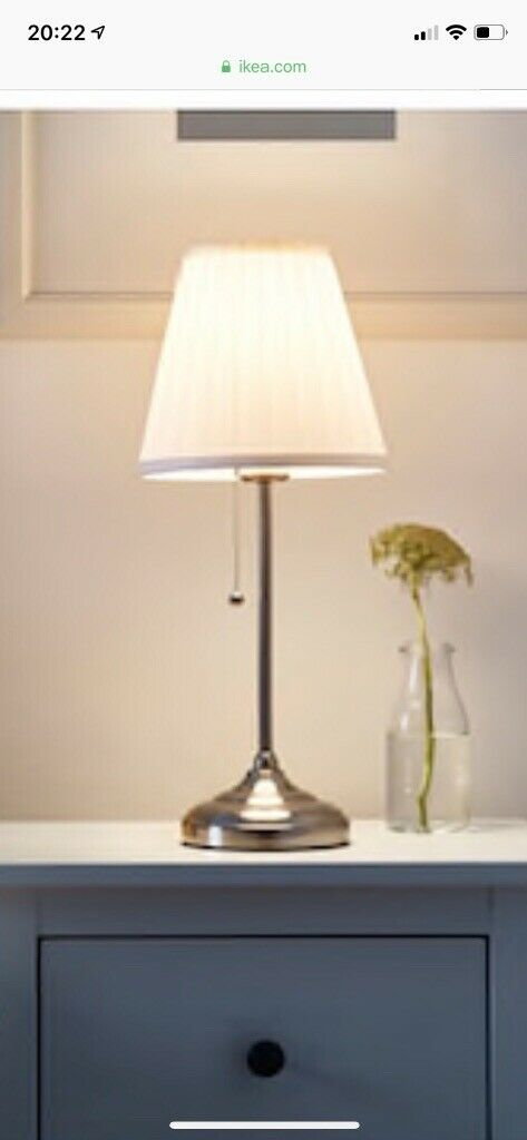 Ikea Bedside Lamps In Cardiff Bay Gumtree