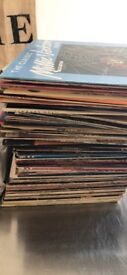 "Job Lot 128x 12"" Vinyl Records LPs Collection"