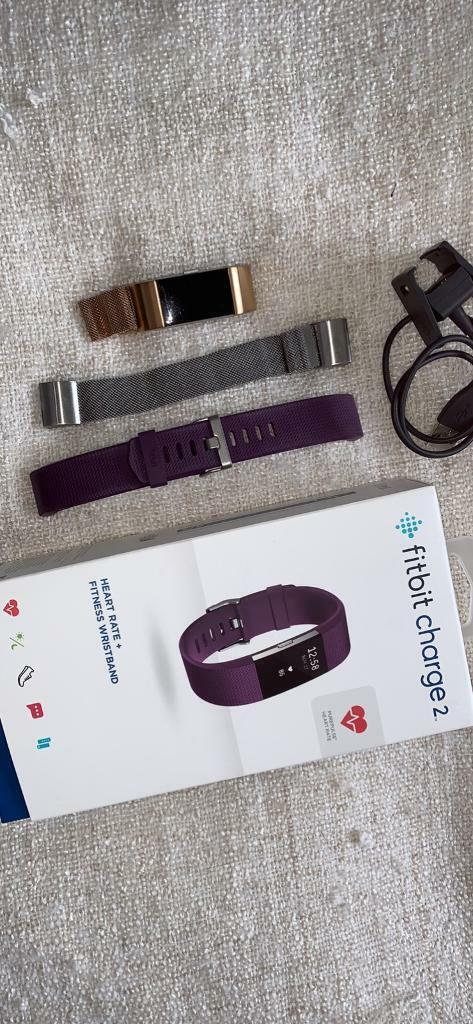 Fitbit Charge 2 *boxed* | in Orpington, London | Gumtree