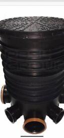 UNDEGROUND DRANAGE Chamber Raising Pieces 450mm