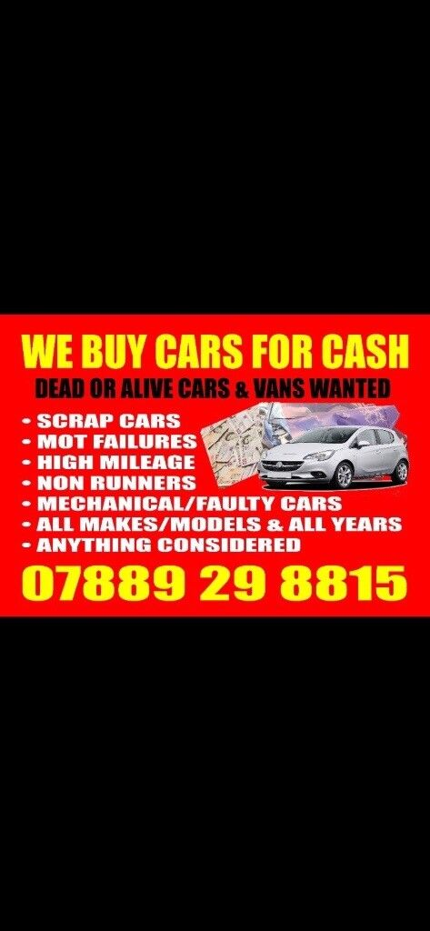 CASH 4 CARS SCRAP MY CAR SELL MY CAR CASH FOR CARS 🚘🚗♻ 💰 | in ...