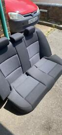 Bmw e90 seats and roof