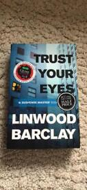 Trust Your Eyes Linwood Barclay Book