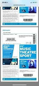 George Ezra tickets 1st August in Esher, Sandown Park! 2 tickets!