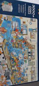 3000 piece jigsaw puzzle