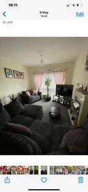 Sofa & cuddle chair