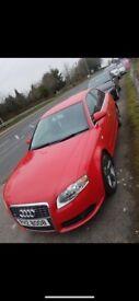 Audi A4 s-line 2005 2.0 litre. Golf Bora diesel cars type r vans Clio corsa Bmw
