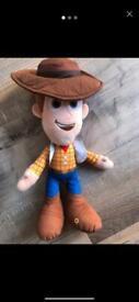 Woody toy story plush toy