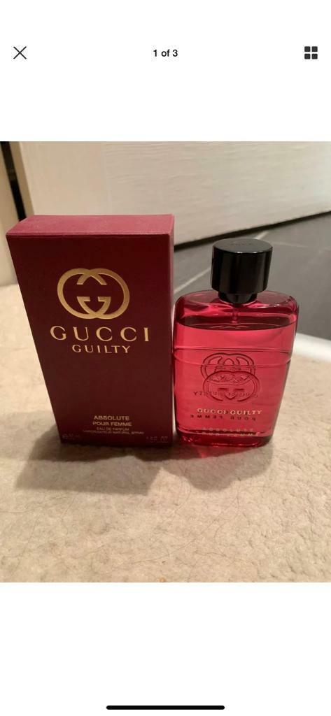 Gucci Guilty Absolute Pour Femme Eau De Parfum 50ml In Taunton