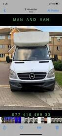 24/7 CHEAP MAN AND VAN HOUSE REMOVAL LOCAL AND NATIONWIDE SERVICE