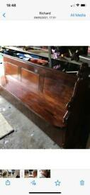 Church Pew