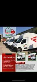 Man a van/07414228368