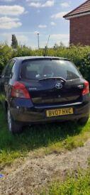 image for Toyota, YARIS, Hatchback, 2007, Manual, 1296 (cc), 5 doors