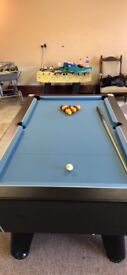 DPT SLATE BED POOL TABLE 7x4 Freeplay