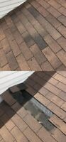 Roofing repairs and tuneup
