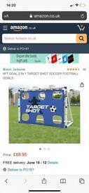 Target goal shootout