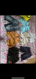 5-6 years boys shorts bundle