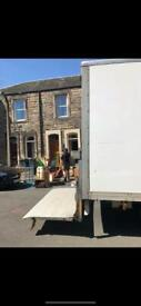 Central Scotland movers- fully insured. Give us a call