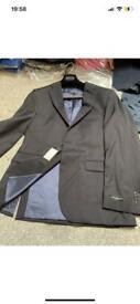 Baumler blazer/trousers size 48s/w36 l30 (brand new with tags)