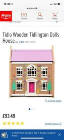Doll house brand new