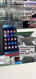 Samsung Galaxy S7 Edge - Unlocked - 32GB - Coral Blue