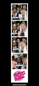 Open Air photo booth for hire - £195 for 2 hrs - UNLIMITED PRINTS - London in & around m25