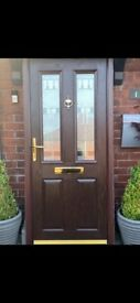Used composite door