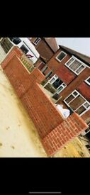 Building services - Bricklaying, pointing, groundwork, paving etc