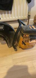 Partner disc cutter