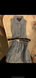 2 years Ralph Lauren dress