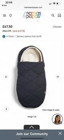Newborn stroller insert / cocoon