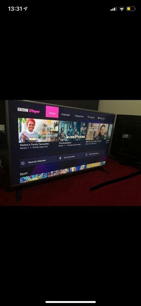 47INCHES LG SMART TV WITH REMOTE IN PERFECT WORKING CONDITIONS   in  Springburn, Glasgow   Gumtree