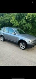 image for BMW X3 2.0d 6 speed manual 4X4 Full year MOT