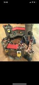 Playmobil Castle with Figurines