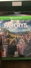 Far cry 5 Xbox one for sale!!!