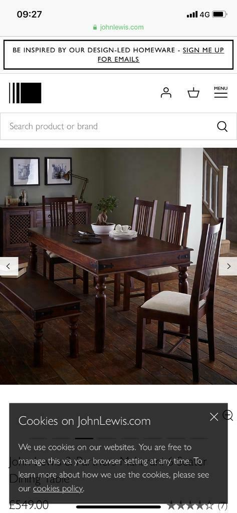 Dining Table With Benches And End Chairs WILL DELIVER