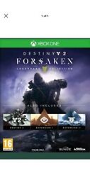 Destiny 2 Forsaken Legendary Collection New PS4 and XBOX