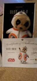 Oleg as BB-8