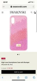 Apple iPhone XR Swarovski case