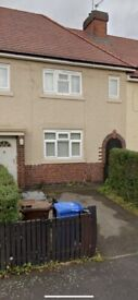Derby I have a three bedroom council house Looking for exchange