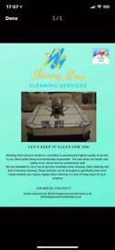 Cleaning services ,end of tenancy and ironing
