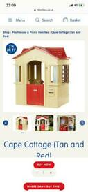 Little Tikes PlayHouse Cape Cottage