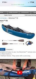 Sevylor 2man kayak