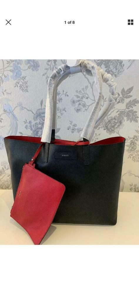 1922d2a496c New Large DKNY reversible bag