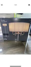 Next celine floor lamp brand new